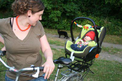 Kussen Fiets Achterop : Zo neem je kinderen mee op de fiets u de velotariër