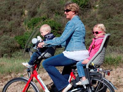 Welp Zo neem je kinderen mee op de fiets – De Velotariër HK-68